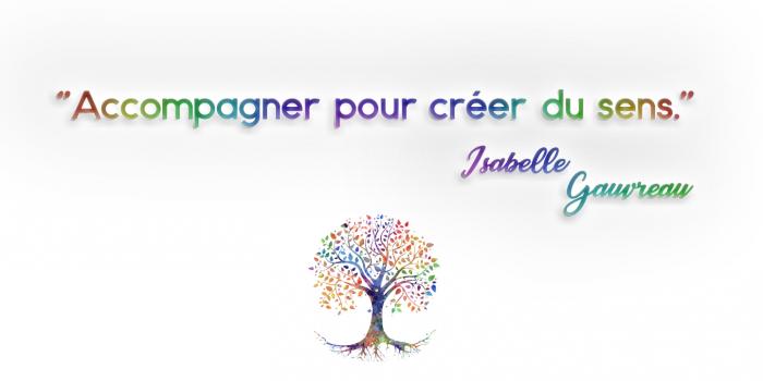 Accompagner par Isabelle Gauvreau